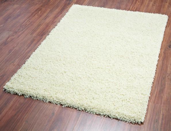 modern thick soft shaggy rug creamivory - Shaggy Rug