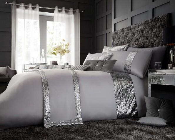 Luxury Bed Linen Duvet / Quilt Cover & Pillowcase Set