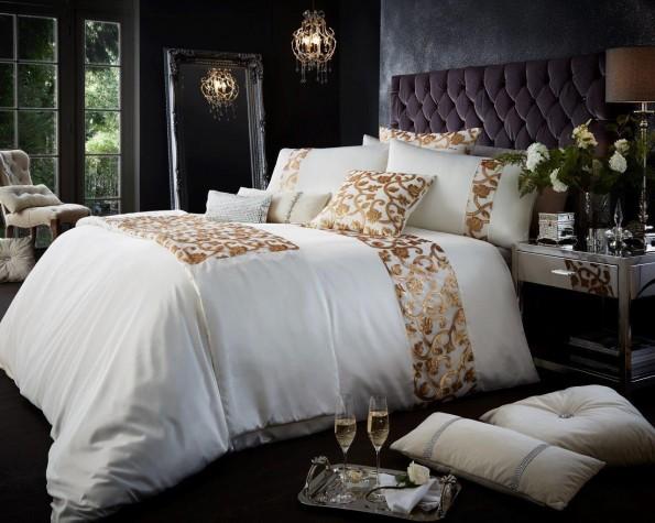 luxury bed linen duvet quilt cover u0026 pillowcase set katie cream gold bed linen buying guide gold coast 7 piece comforter set