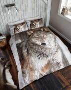 3D Duvet Cover Set- Wolf