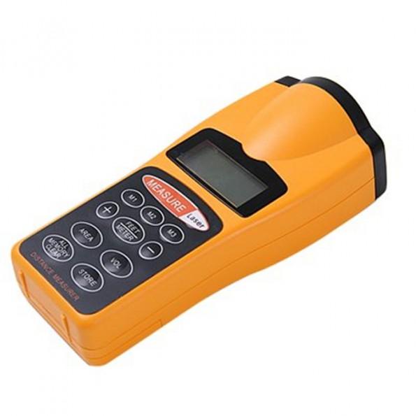digital lcd laser distance measuring tool. Black Bedroom Furniture Sets. Home Design Ideas